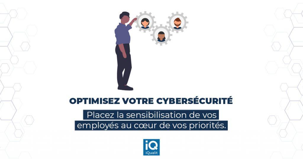 Conseil pour former les employés à la cybersécurité