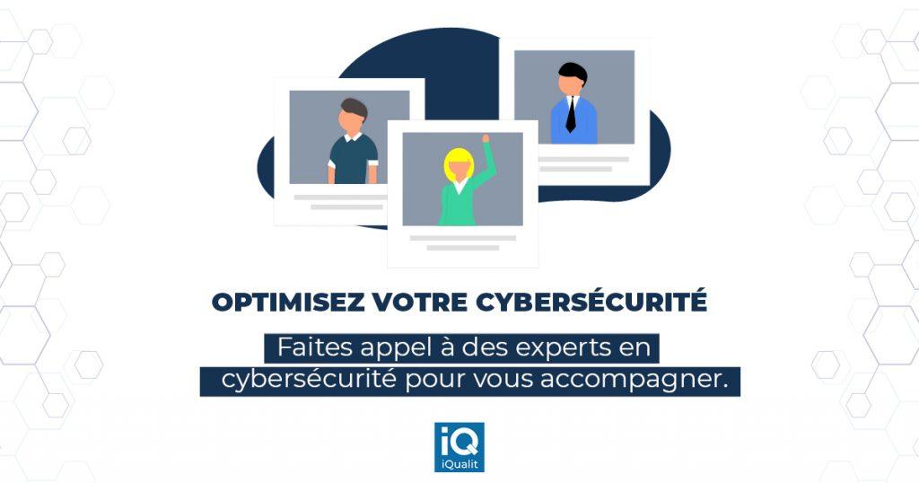 Conseil pour faire appel à des expert en cybersécurité